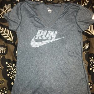 Nike DriFit workout top